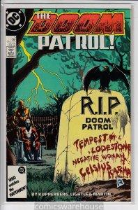 DOOM PATROL (1987 DC) #5 VF 007435