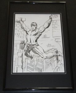 The Sandman Framed 11x17 Photo Display Official Repro Jack Kirby