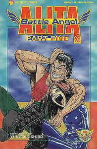 Battle Angel Alita Part 5 #7 VF; Viz | save on shipping - details inside