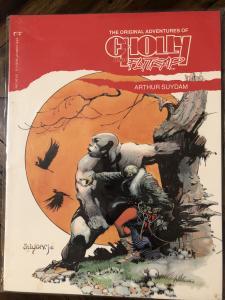 Cholly and Flytrap Graphic Novel