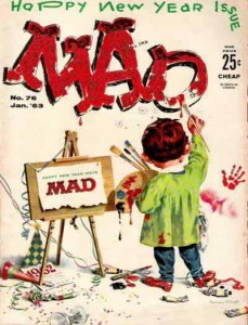 Mad #76 VG; E.C   low grade comic - save on shipping - details inside