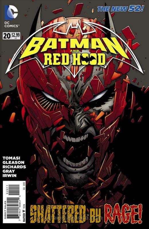 Batman and Robin (2nd Series) #20 VF/NM; DC | save on shipping - details inside