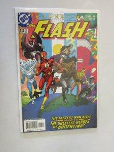 The Flash #13 Annual 8.0 VF (2000)