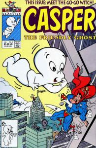 Casper the Friendly Ghost (2nd Series) #6 FN; Harvey | save on shipping - detail
