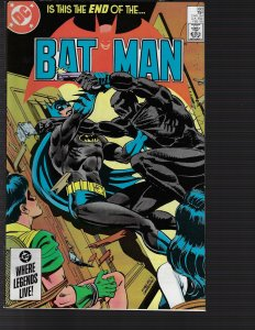 Batman #380 (DC, 1985) VF/NM