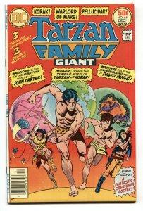 Tarzan Family #66 1976 DC comic book ERB NM-