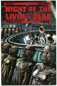 NIGHT of the LIVING DEAD Aftermath #4, NM, Horror, 2012, more NOTLD in store