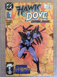 Hawk and Dove #3 (1988)