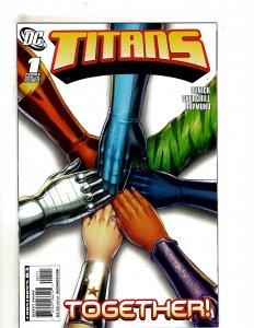 Titans #1 (2008) OF34