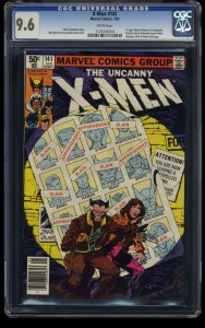 X-Men #141 CGC NM+ 9.6 White Pages Days of Future Past! Marvel Comics