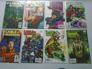Cable & Deadpool From: #3-48 16 Different Books 8.0 VF (2004-2008)