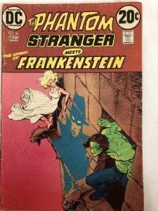 The Phantom Stranger #26,VG,art by Aparo..Story by Len Wein