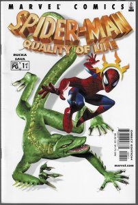 Spider-Man: Quality of Life #1 (Marvel, 2002) NM