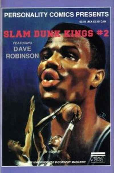 Slam Dunk Kings #2 VF/NM Personality - save on shipping - details inside