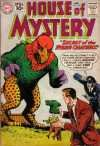 House of Mystery (1951 series) #109, VG- (Stock photo)