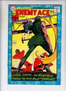 Star Spangled War Stories #139 (Jul-68) VG/FN+ Mid-Grade Enemy Ace