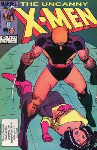 Uncanny X-Men, The #177 FN; Marvel | save on shipping - details inside