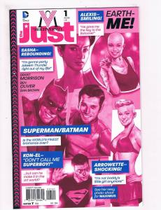 Multiversity The Just # 1 NM 1st Print Pink 1:10 Variant Cover DC Comic Book S66