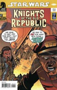 Star Wars: Knights of the Old Republic #17, NM (Stock photo)