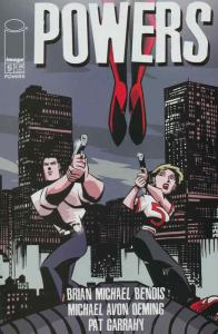 Powers #5 VF/NM; Image | save on shipping - details inside