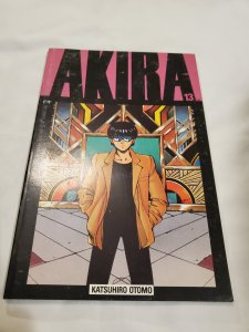 Akira 13 Fine- or better Cover by Otomo