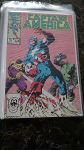 Captain America #324 (Marvel,1986) Condition NM