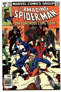 AMAZING SPIDER-MAN #202-1980-PUNISHER-MARVEL vf-