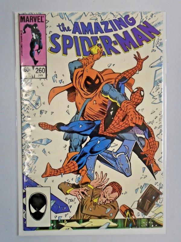 Amazing Spider-Man (1st Series) #260, Direct Edition 6.0 (1985)