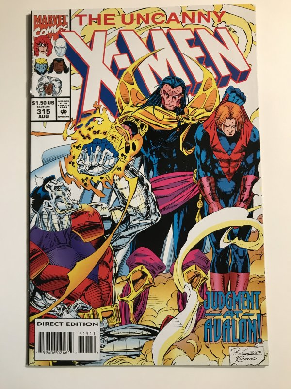 X-Men #315
