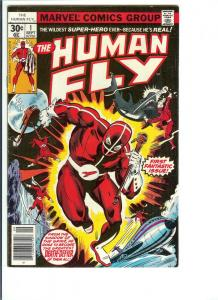 Human Fly,  #1 - Bronze Age - (VF) Sept. 1977