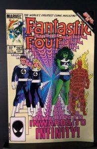 Fantastic Four #282 (1985)
