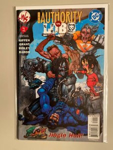 Authority Lobo Christmas Special #1 6.0 FN (2009)