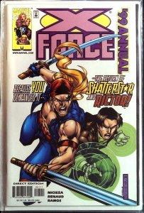 X-Force 1999 #1 (1999)