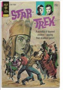 Star Trek #23 (1974) FN+