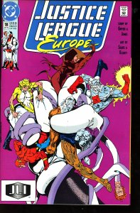 Justice League Europe #18 (1990)