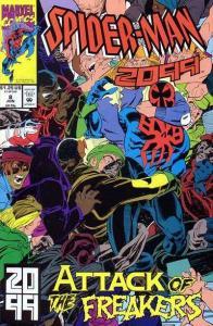 Spider-Man 2099 (1992 series) #8, VF+ (Stock photo)