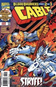 Cable #63 VF/NM; Marvel | save on shipping - details inside