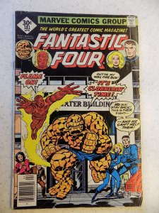 FANTASTIC FOUR # 181 MARVEL BRONZE ACTION THING TORCH VG+