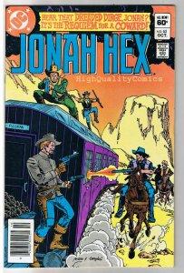JONAH HEX #65, FN, Vendetta, Dick Ayers, 1977, , more JH in store