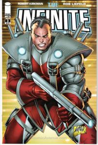 Infinite, The #2 VF/NM; Image | save on shipping - details inside