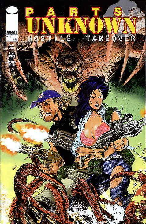 Parts Unknown: Hostile Takeover #1 VF/NM; Image | save on shipping - details ins