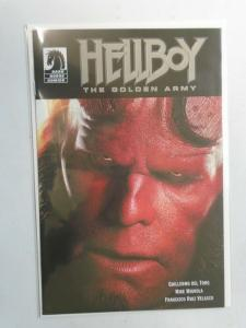 Hellboy The Golden Army #0A 6.0/FN (2008)