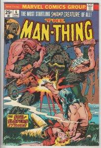 Man-Thing #6 (Jun-74) VF/NM High-Grade Man-Thing