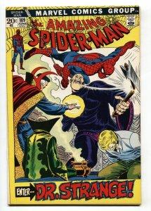 AMAZING SPIDER-MAN #109-MARVEL COMICS SILVER-AGE-VF/NM