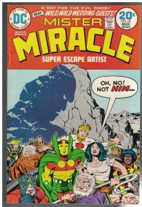 MISTER MIRACLE 18 VG-F Mar. 1974