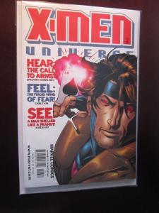 X-Men Universe #6 - 8.0 - 2000