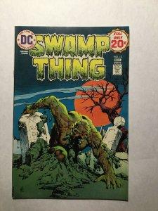 Swamp Thing 13 Near Mint Nm Dc Comics