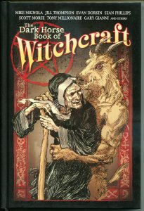 BOOK of WITCHCRAFT HC, NM, Mignola, Keegan, 2004, 1st, more Dark Horse in store