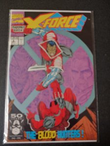 X-FORCE #2 2ND APPEARANCE OF DEADPOOL high grade