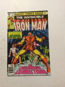 Iron Man 141 NM Near Mint